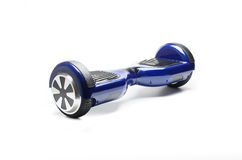 Dual Wheel Self Balancing Electric Hoverboard Stock Photography