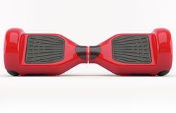 Dual Wheel Self Balancing Electric Skateboard Smart Scooter Stock Image
