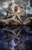 Dualidad Imagenes de archivo