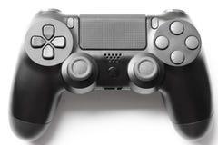 DualShock 4 ασύρματος ελεγκτής για PlayStation 4, τηλεοπτικό αναλογικό, δημοφιλές χειρωνακτικό πηδάλιο ελεγκτών παιχνιδιών που απ Στοκ Εικόνες