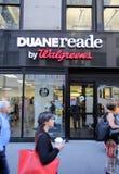 DUANE READE/ WALGREENS PHARAMACY Royalty Free Stock Photo