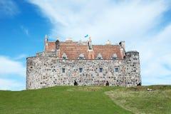 Duart城堡 库存照片