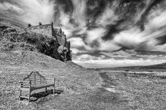 Duart Castle Royalty Free Stock Image