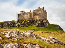 Duart castle Royalty Free Stock Images