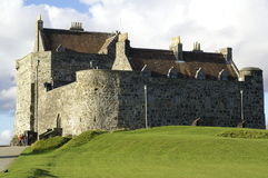 Duart Castle Stock Photo