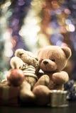 Duas bonecas do urso Fotos de Stock