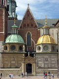 Duas capelas Imagens de Stock