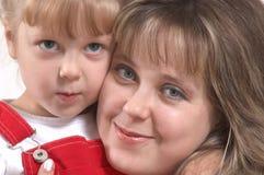 Duas faces Imagens de Stock Royalty Free