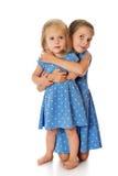 Duas irmãs encantadoras Foto de Stock Royalty Free