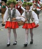 Duas meninas Fotografia de Stock Royalty Free