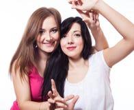 Duas mulheres. Fotos de Stock Royalty Free