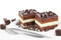 Galdéria do chocolate Fotos de Stock