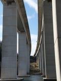 Duas pontes Fotografia de Stock
