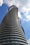 Duas torres torcidas. Imagem de Stock