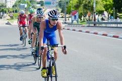 Duathlon World Championships Royalty Free Stock Photography