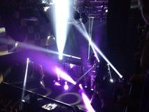 Dub Step Concert imagem de stock royalty free