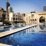 Dubaï zdjęcie stock
