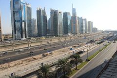 Dubaï Photographie stock libre de droits