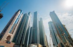 Dubaï - 9 août 2014 Photographie stock