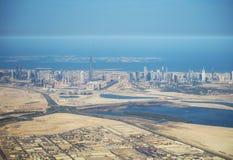 Dubaï du centre Image libre de droits