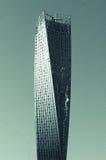 Dubaï, EAU Série cyan Images stock