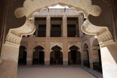 Dubaï, maison d'héritage photographie stock libre de droits