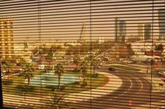 Dubaï, quart de Satwa Image stock