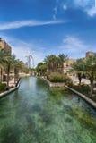 Dubai Arkivfoto