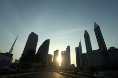 Dubai Royaltyfri Bild