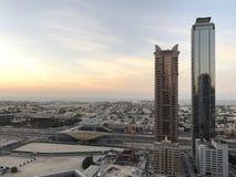 Dubai Arkivfoton