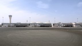 Dubai airport Stock Photos