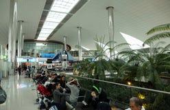 Dubai airport Royalty Free Stock Photos