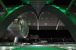 Dubai Airport Terminal 3 Royalty Free Stock Image
