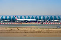 Dubai Airport Stock Image