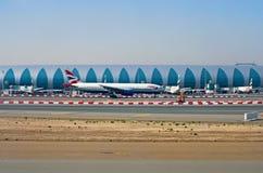 Dubai Airport Stock Image