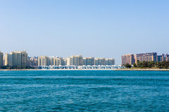 Dubai apartments and flats Royalty Free Stock Image