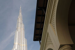 Dubai Architecture Stock Image