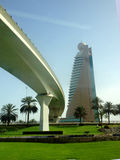 Dubai Architecture, UAE Royalty Free Stock Images