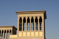 Dubai-Architektur-Sonderkommandos Stockbild