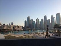 Dubai atlantis hotell Royaltyfri Fotografi