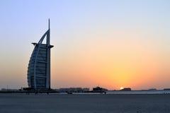 Dubai beach Stock Photos