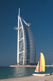 Dubai beach,UAE Stock Photography