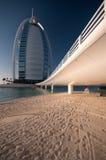 Dubai beach,UAE Stock Image