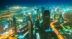 Dubai building Royalty Free Stock Photography