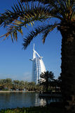 Dubai - Burj Al Arab Royalty Free Stock Image