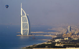 Dubai Burj Al Arab Royalty Free Stock Photo
