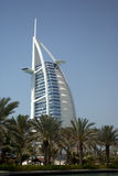 Dubai Burj Al Arab Royalty Free Stock Photos