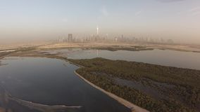 Dubai stock video footage