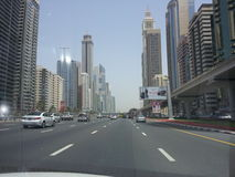 Dubai Business city Royalty Free Stock Photo