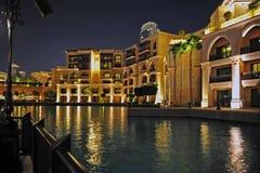 Dubai céntrico imagen de archivo